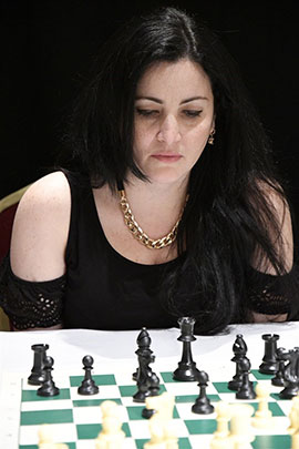 Women International Chess Master